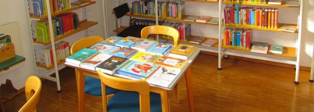Bücherei Ahrain